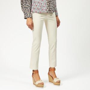 Isabel Marant Women's Nila Jeans - White