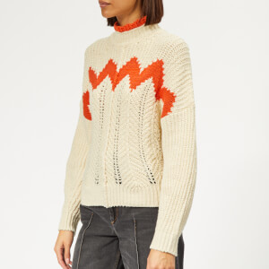 Isabel Marant Women's Bell Jumper - Cream
