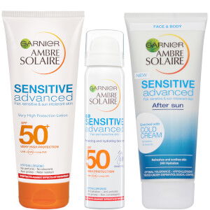 Garnier Ambre Solaire Suncream and Aftersun Pack