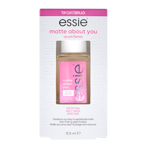 essie Nail Care Matte About You Nail Polish Top Coat