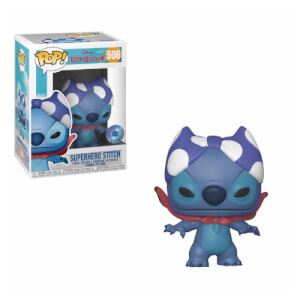 PIAB EXC Superhero Stitch Disney Pop! Vinyl Figur