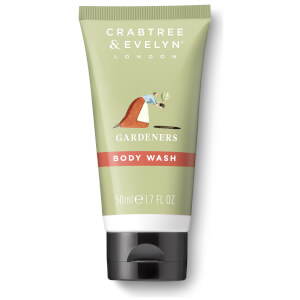 Crabtree & Evelyn Gardeners Body Wash 50ml