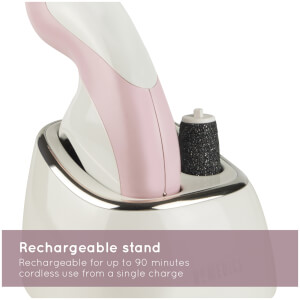 HoMedics Soft as Silk 3-in-1 Rechargeable Instant Pedi: Image 5