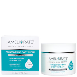 Creme de Corpo Transformador da AMELIORATE 225 ml