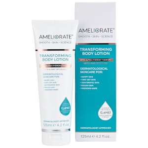 Loción corporal transformadora con color de AMELIORATE 125 ml