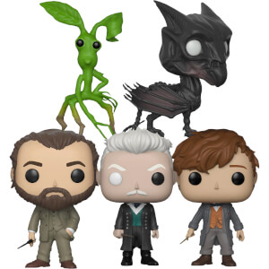 Fantastic Beasts 2 Pop! Vinyl - Pop! Collection