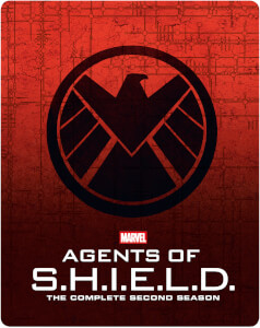 Marvel Agents of S.H.I.E.L.D The Complete Second Season - Zavvi UK Exclusive Steelbook