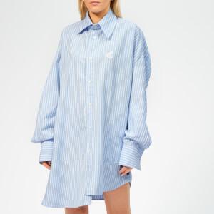 Vivienne Westwood Anglomania Women's Chaos Shirt - Light Blue