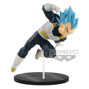 Banpresto Ultimate Soldiers Dragon Ball Super Movie Super Saiyan God Vegeta-Figur 18 cm