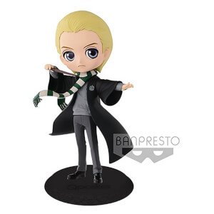 Figurine Harry Potter - Drago Malefoy 14 cm (version classique) - Banpresto Q Posket