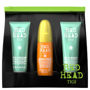 TIGI Bed Head Cleansing and Moisturising Mini Set (Free Gift) (Worth £28.25)