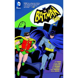 DC Comics Batman 66 Hard Cover Vol 01 (Graphic Novel)