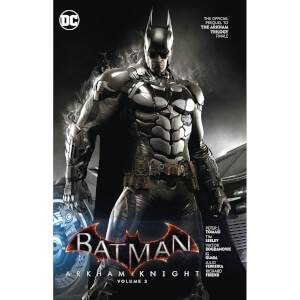 DC Comics Batman Arkham Knight Vol 03 (Graphic Novel)