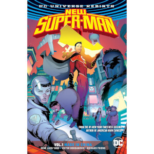 DC Comics New Super Man Vol 01 Made In China (Rebirth) (Graphic Novel)