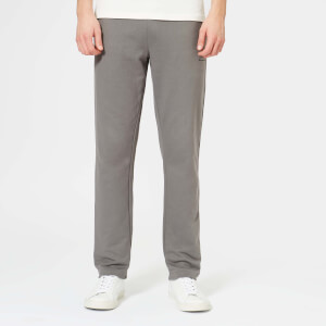 Avant L'Oeil Men's Basic Joggers with AL Logo - Grey