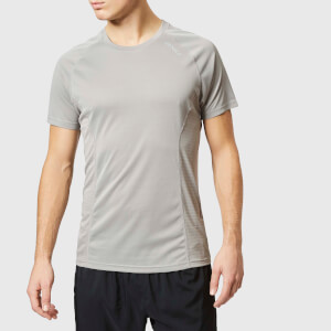 2XU Men's X Vent Short Sleeve T-Shirt - Grey