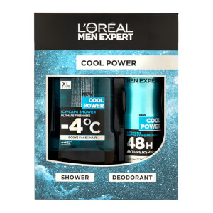 L'Oréal Paris Men Expert Cool Power Christmas Gift