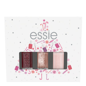 essie Candy Nail Polish Christmas Box Gift (Worth £17.97)