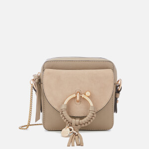 See By Chloé Women's Joan Small Cross Body Bag - Motty Grey