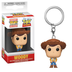 Toy Story Woody Funko Pop! Keychain