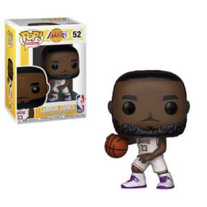 NBA Lakers - Lebron James Pop! Vinyl Figur