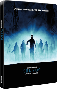 The Fog - 4K Ultra HD & Blu-ray Zavvi Exclusive Steelbook