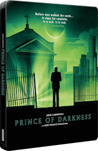 The Prince Of Darkness - 4K Ultra HD & Blu-ray Zavvi Exclusive Steelbook