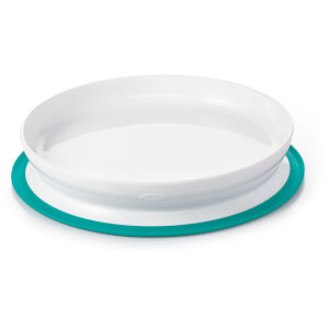OXO Tot Stay Put Plate - Teal