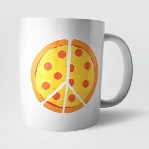 Sliced Pepperoni Pizza Mug