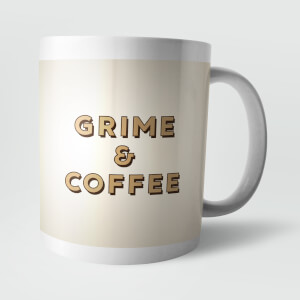 Grime and Coffee Mug