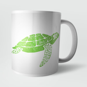 I Am Turtley In To You Mug