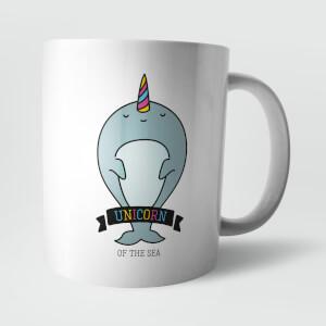 Narwhal Unicorn Mug