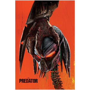"The Predator 2018 Movie Poster Art Limited Edition 13"" x 19"" Giclee Print - Zavvi UK Exclusive (100 Pieces)"