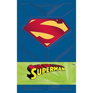 Superman Hardback Ruled Journal