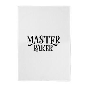Master Baker Cotton Tea Towel