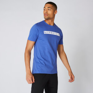 Myprotein The Original T-Shirt - Ultra Blue