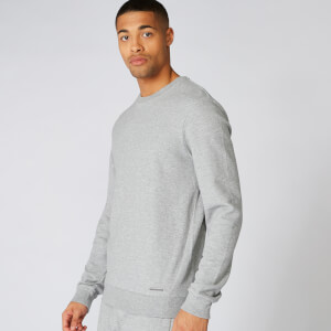 MP Evo Crew Neck - Silver Marl