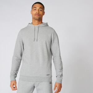 Evo Lightweight Hoodie - Grey Marl