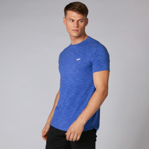 Myprotein Performance T-Shirt - Ultra Blue Marl