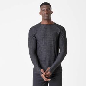 Dry-Tech Infinity Long-Sleeve T-Shirt - Slate Marl