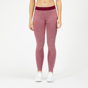 Inspire Sem Costura Leggings - Dusty Rose