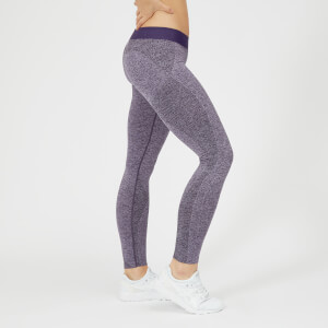 Inspire Sem Costura Leggings - Roxo