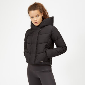 MP Pro Tech Protect Puffer Jacket - Black