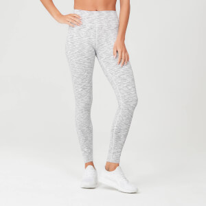 Power Leggings - Light Space Dye