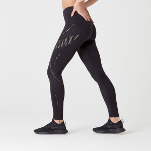 Shape Seamless Ultra Leggings – Schwarz