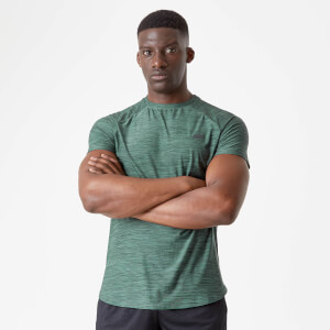 Dry-Tech 速乾系列 Infinity 男士 T 恤 - 綠