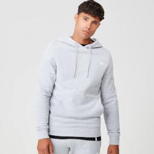Tru-Fit Pullover Hoodie - Grey Marl