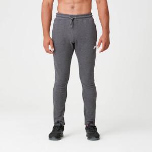 Tru-Fit Slim Fit Joggers - Charcoal Marl