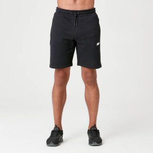 Tru-Fit Sweat Shorts - Black