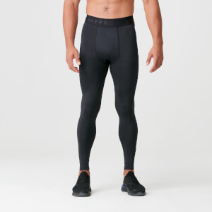 Myprotein Charge Compression Tights - Black